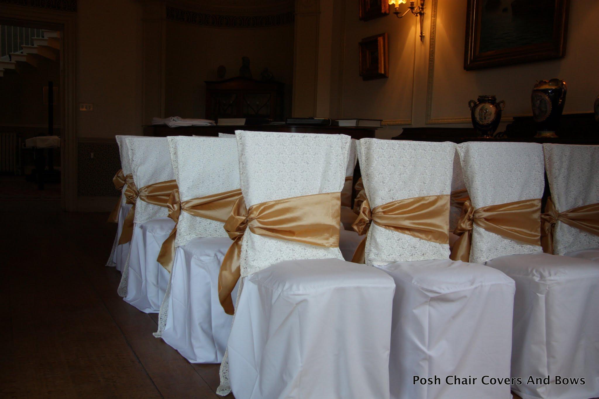 Superb Posh Chair Covers Bows Flower Wall Chiavari Chairs Machost Co Dining Chair Design Ideas Machostcouk