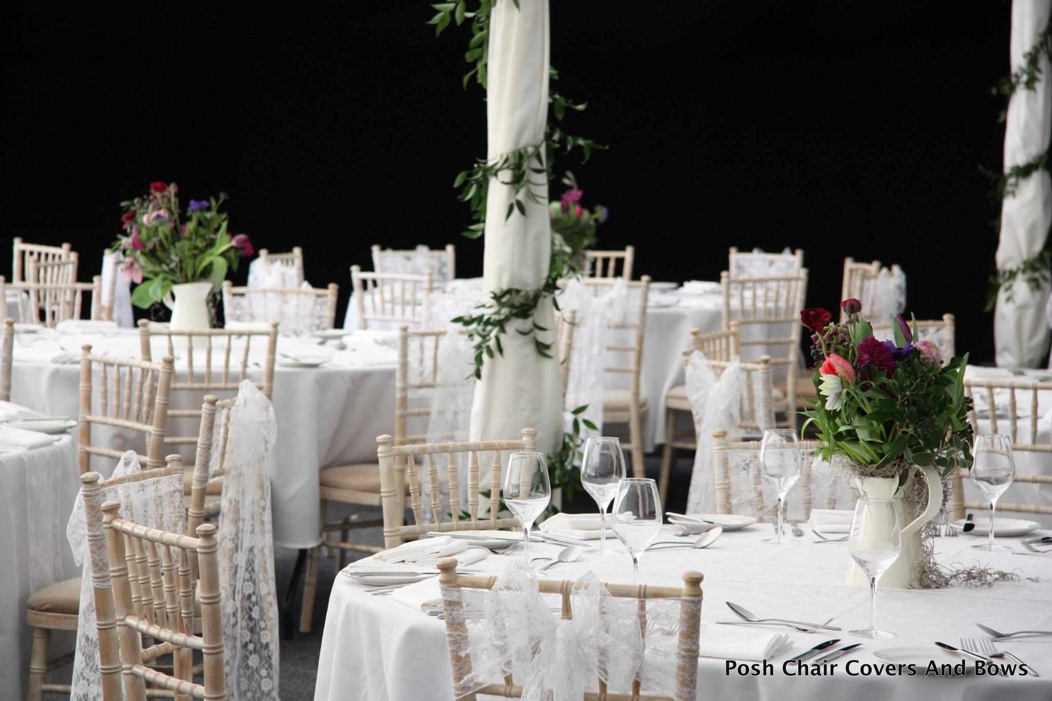 Pleasant Posh Chair Covers Bows Flower Wall Chiavari Chairs Machost Co Dining Chair Design Ideas Machostcouk